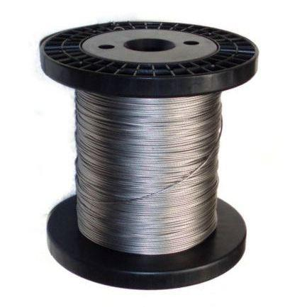 Stainless steel safety wire