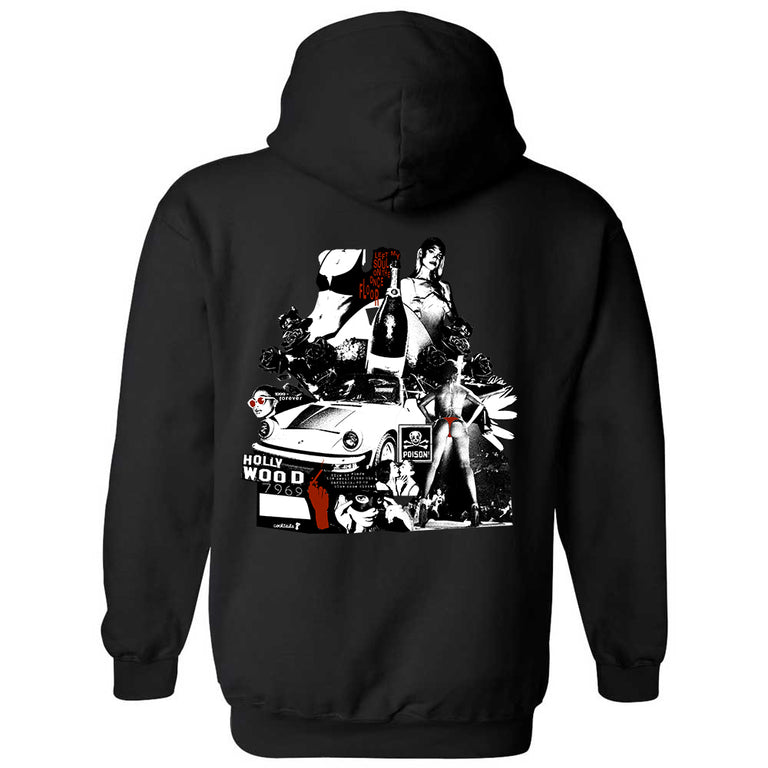 """Love in Hollywood"" Hoodie"