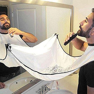 Men Waterproof Beard Apron - galaxiyan