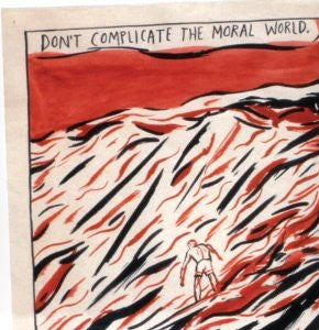 Raymond Pettibon: Red Tide Rising (DVD)
