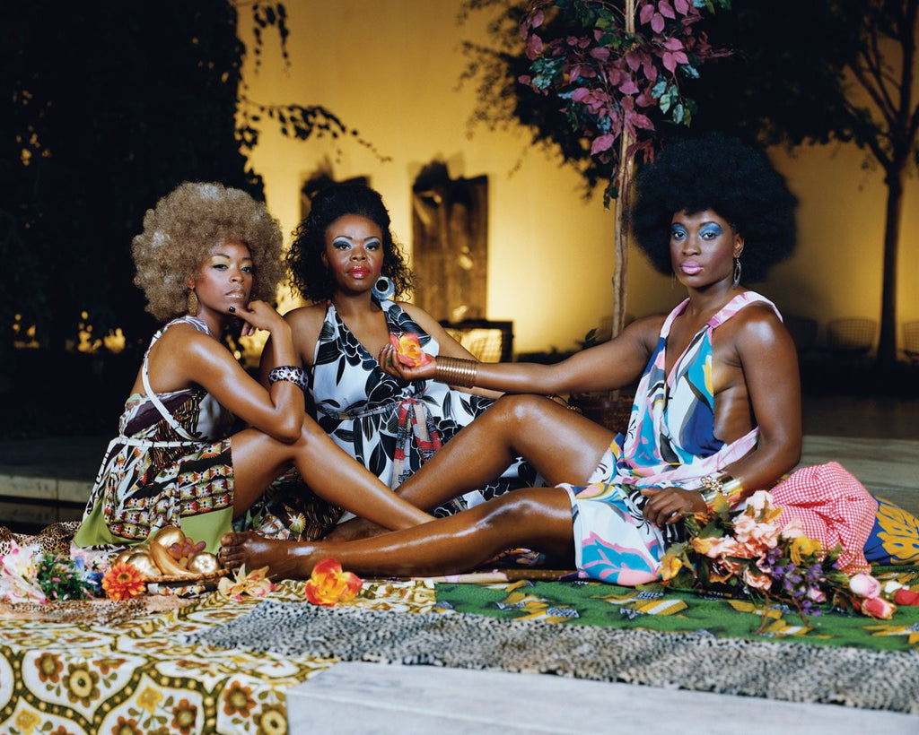 Muse: Mickalene Thomas Photographs