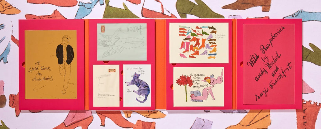 Andy Warhol, Seven Illustrated Books 1952-1959