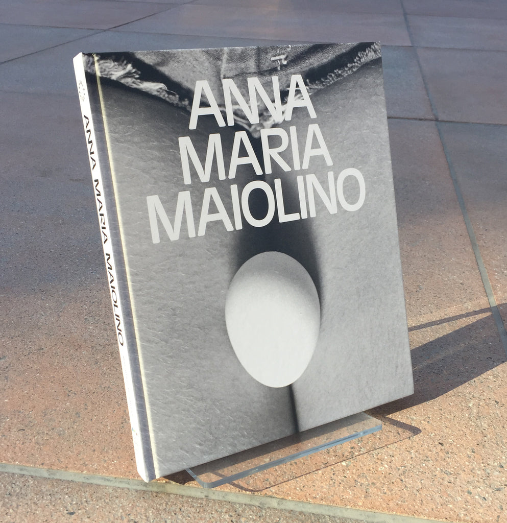 Anna Maria Maiolino Exhibition Catalogue (Signed)