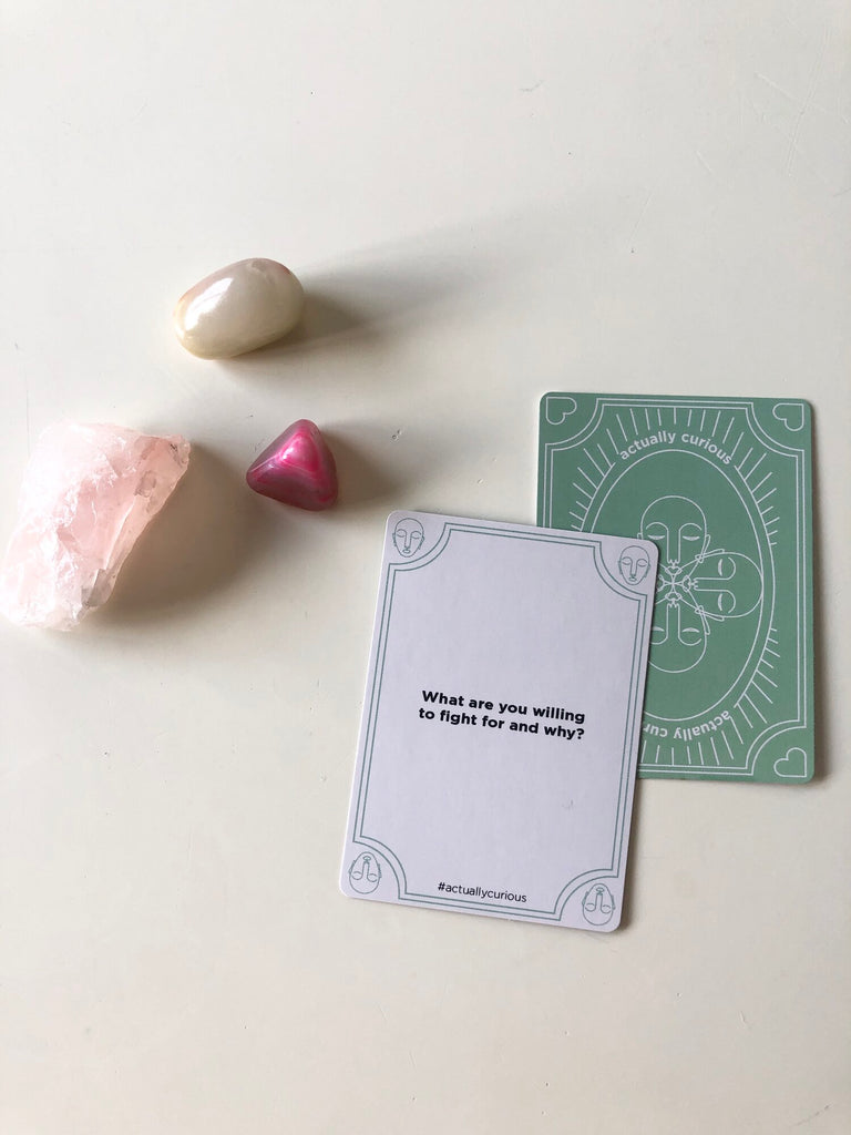 Actually Curious Empathy Card Game