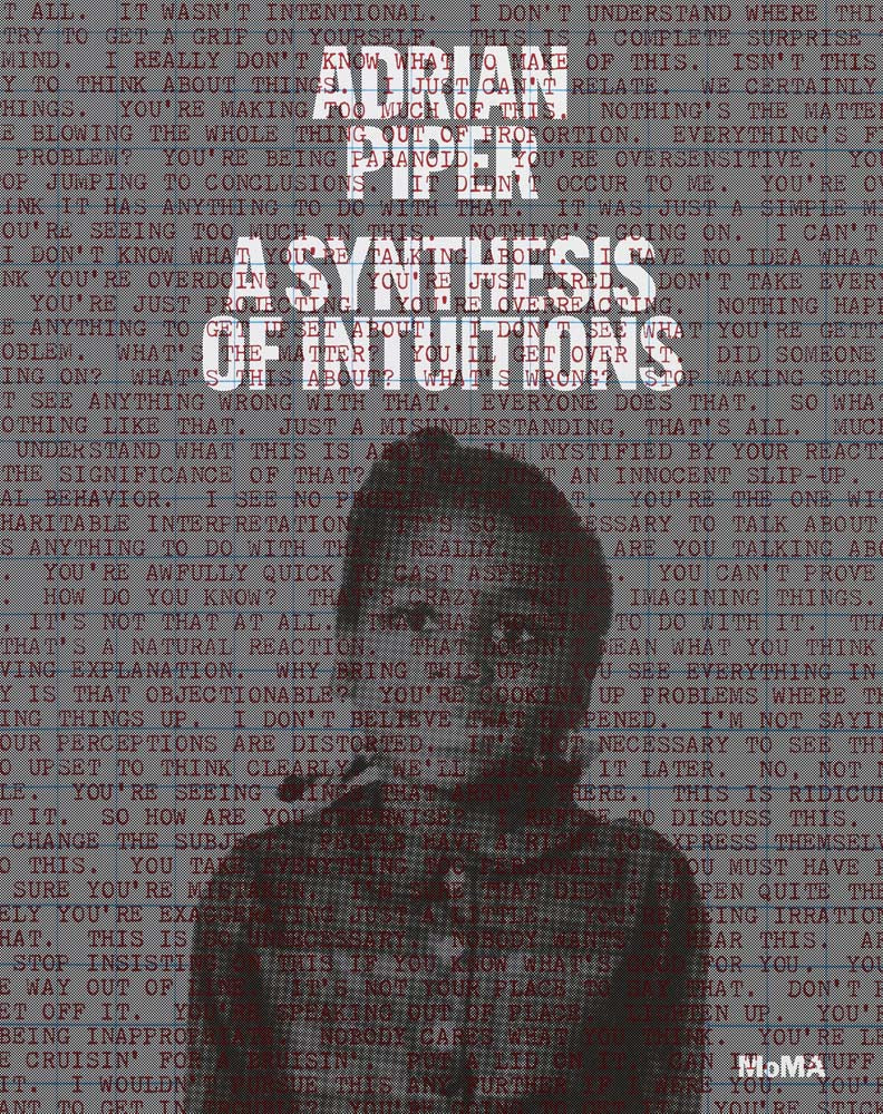 Adrian Piper A Synthesis of Institutions