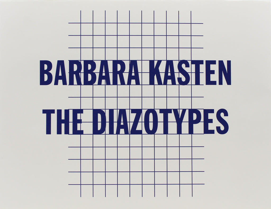 Barbara Kasten: The Diazotopes (Signed)