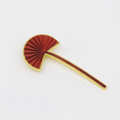 Barbara Zucker Brooch