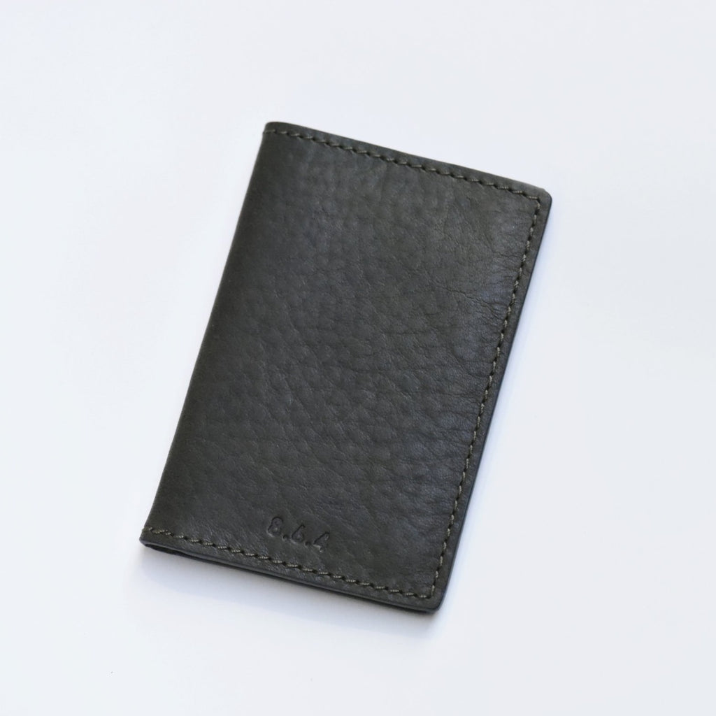 Leather BiFold Wallet by 8.6.4