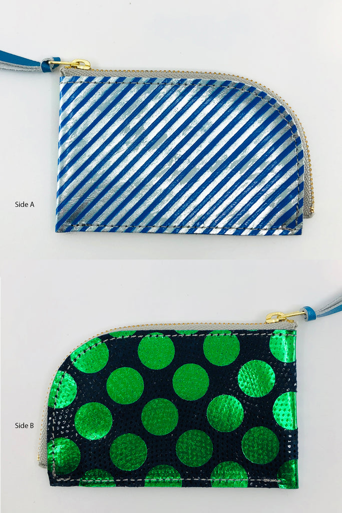 Eco Card + Coin Case by Carmine