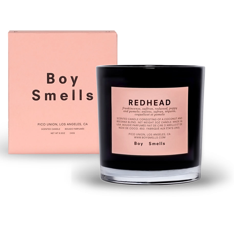 Scented Candles by Boy Smells