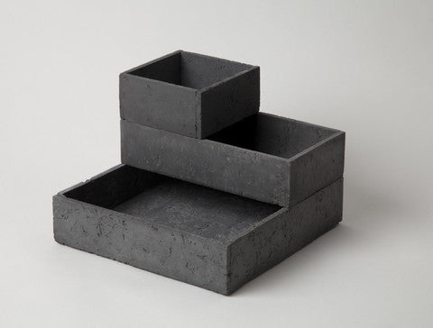 Brutalist Stack Box by Chen Chen + Kai Williams