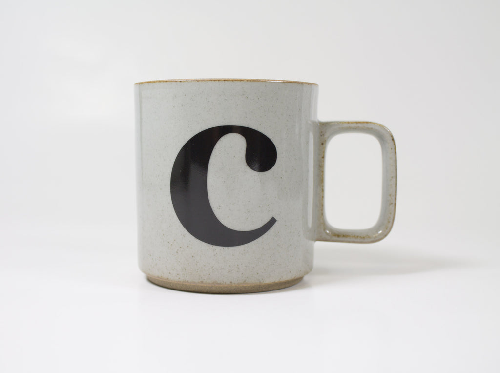 Hasami Porcelain for MOCA Mugs