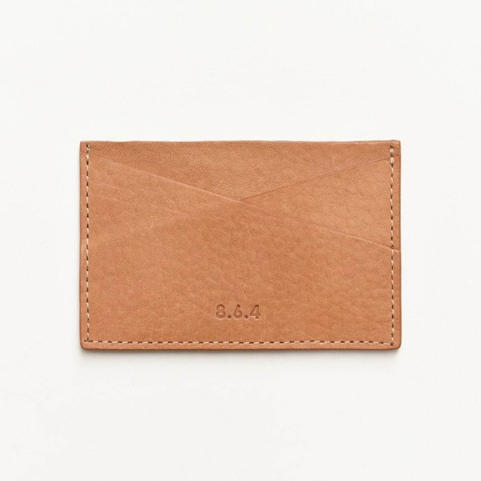Leather Card Case by 8.6.4