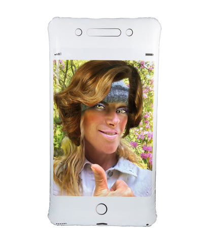 Cindy Sherman Oops Phone Float