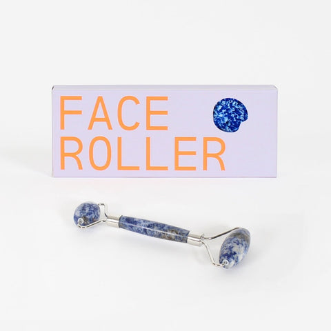 Blue Jasper Face Roller by Sounds