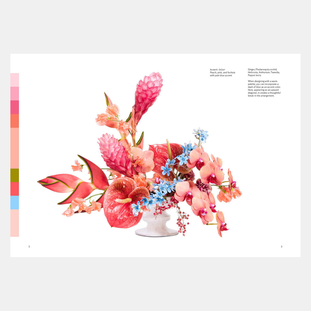 Flower Color Theory (Signed)