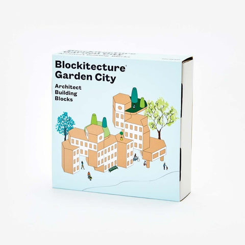 Blockitecture Garden City