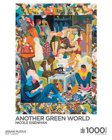 Another Green World Puzzle