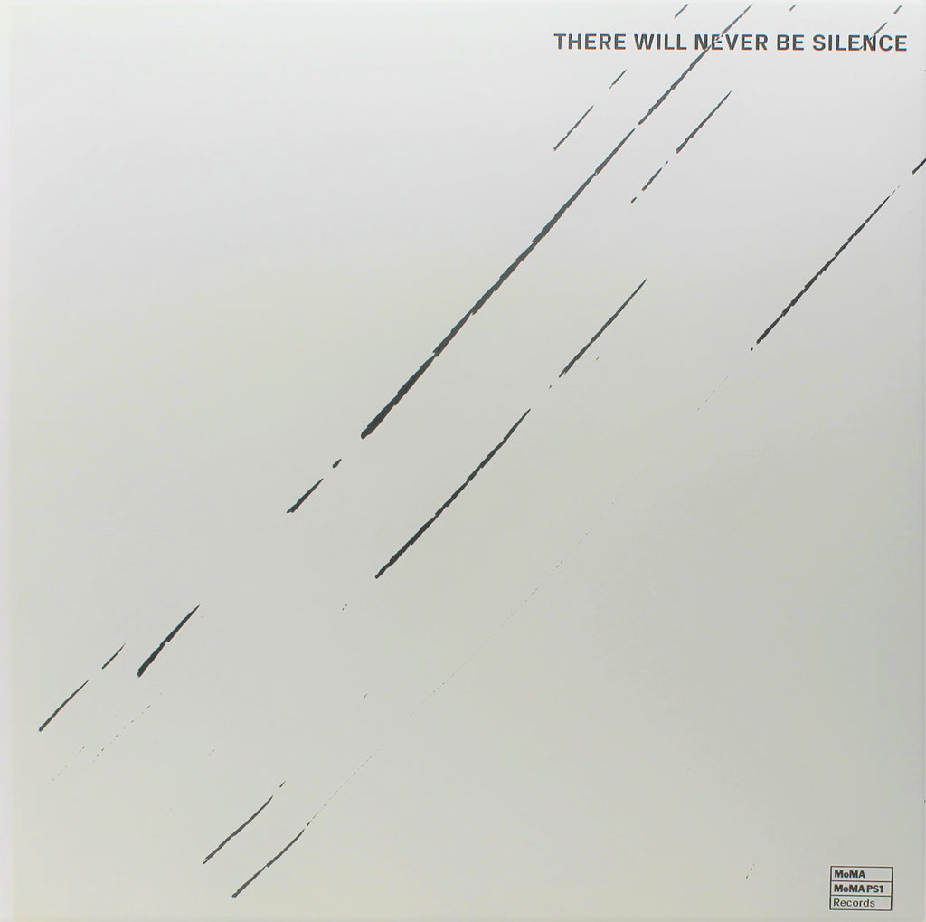 John Cage There Never Will Be Silence Record Album