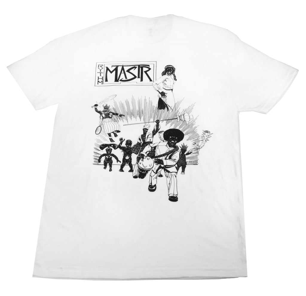 Kerry James Marshall Rythm Mastr T-Shirt