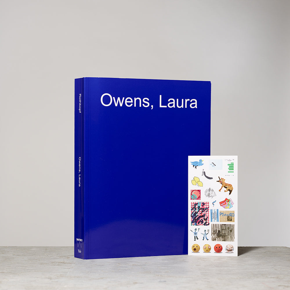 Laura Owens Catalogue Second Edition