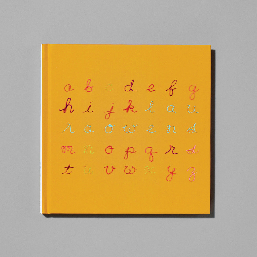 Laura Owens Alphabet Book
