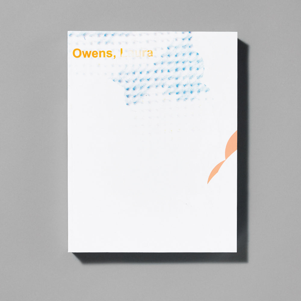 Laura Owens Catalogue First Edition