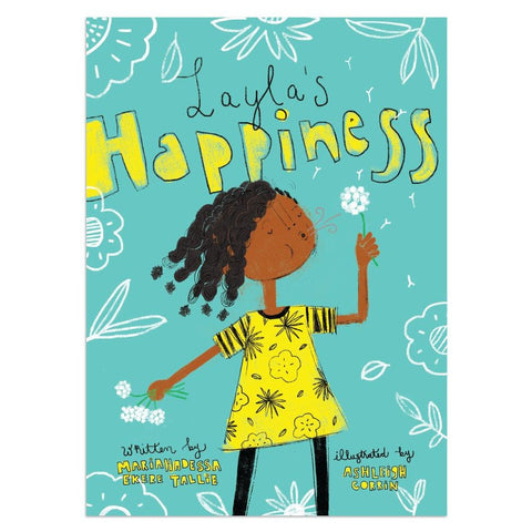 Layla's Happiness by Mariahadessa Ekere Tallie