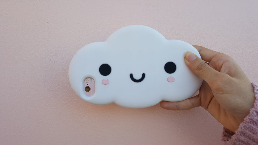Little Cloud iphone Case