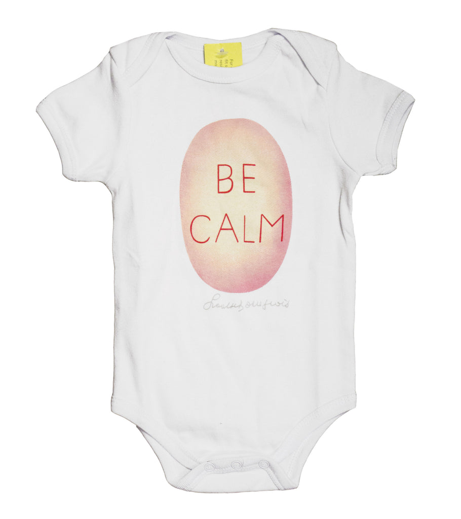 Louise Bourgeois: Be Calm Romper