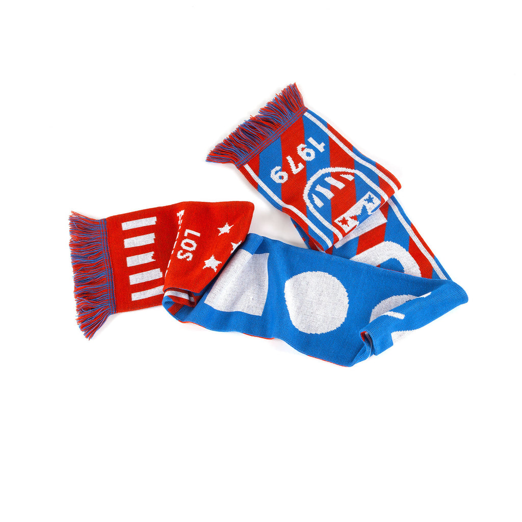 Museums League Scarf for MOCA by Maurizio Cattelan