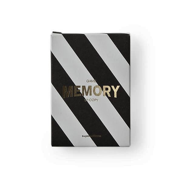 Memory Game To Copy