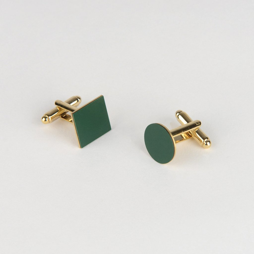 Mix Match Cufflinks by Tom Pigeon