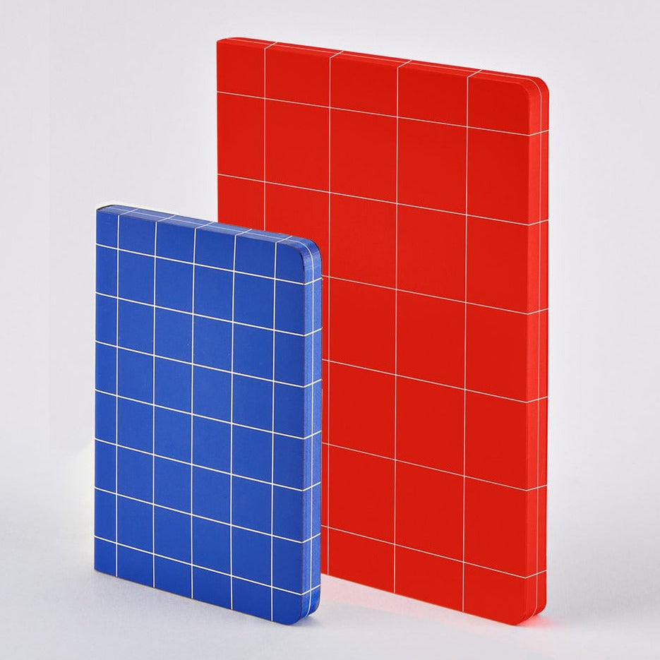 Break the Grid Notebook from Nuuna