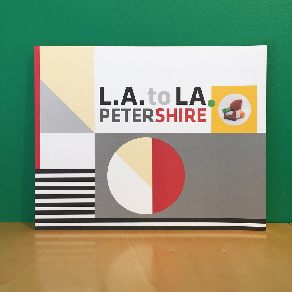 Peter Shire L.A. to LA Catalogue