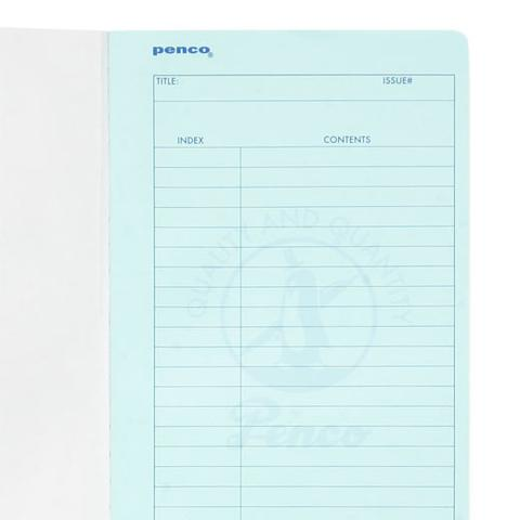 Penco B5 Lined Notebook