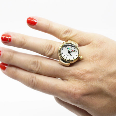 MOCA Ring Watch