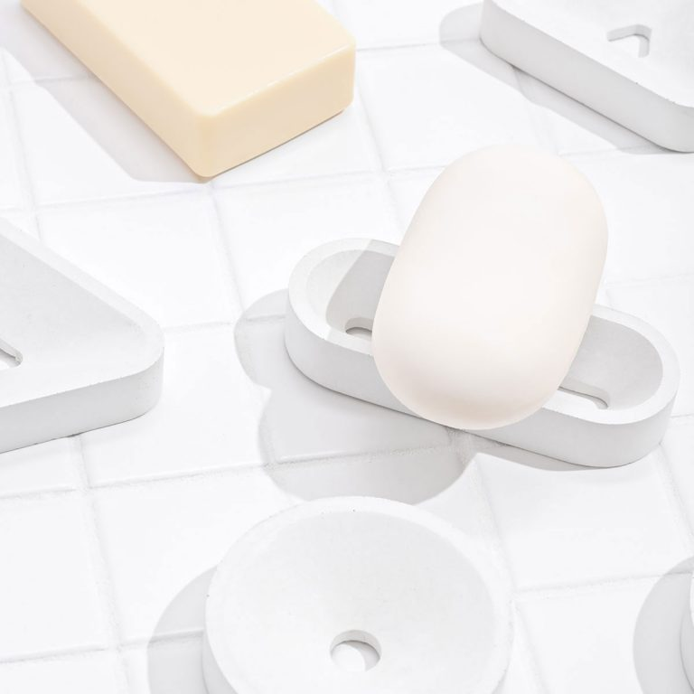 Soap and Sponge Holders by Fruitsuper