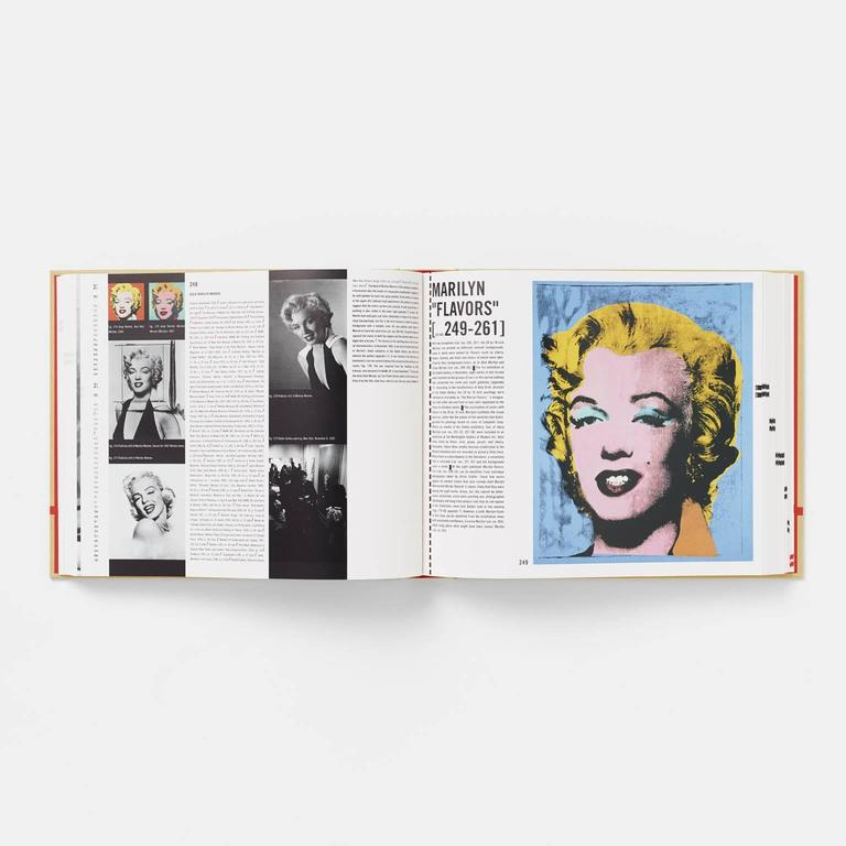 The Andy Warhol Catalogue Raisonné, Volume 1
