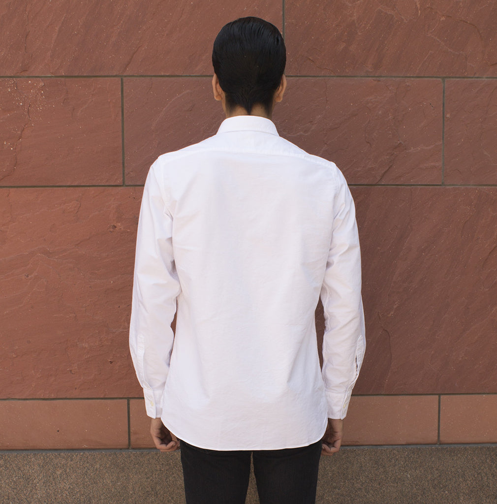 United Arrows for MOCA Oxford Shirt