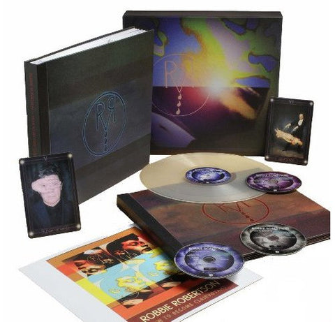 Robbie Robertson/ Richard Prince Box  Set
