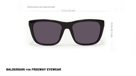 John Baldesarri: Freeway Sunglasses