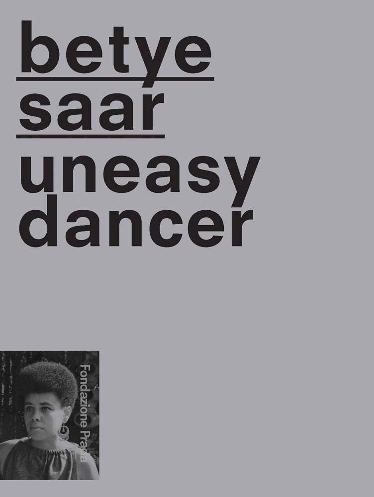 Betye Saar Uneasy Dancer