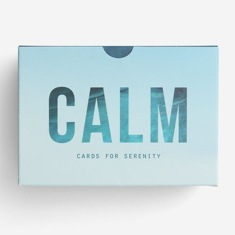 Calm Prompt Cards by The School of Life