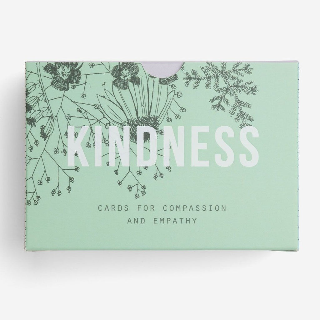 Kindness Prompt Cards by The School of Life