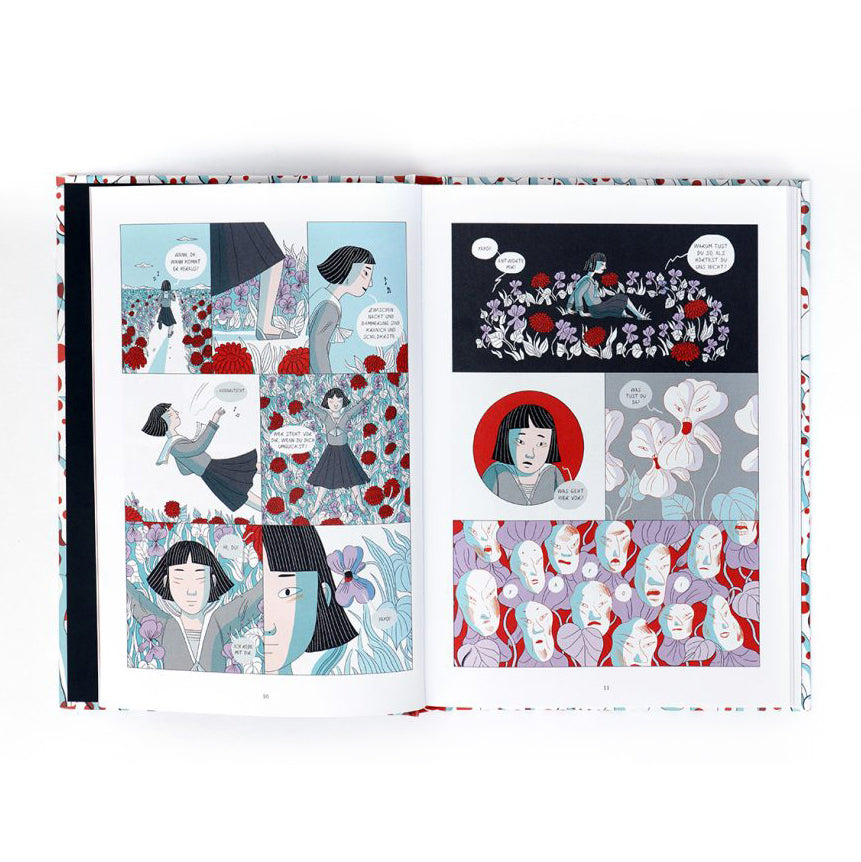 Kusama The Graphic Novel