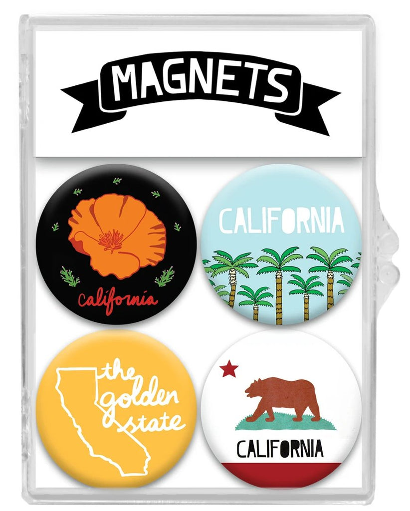 Los Angeles Magnet Sets from Made by Nilina