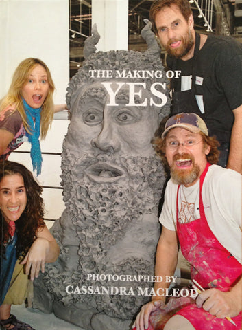Urs Fischer: The Making of Yes