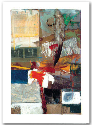 Robert Rauschenberg Note Card Set