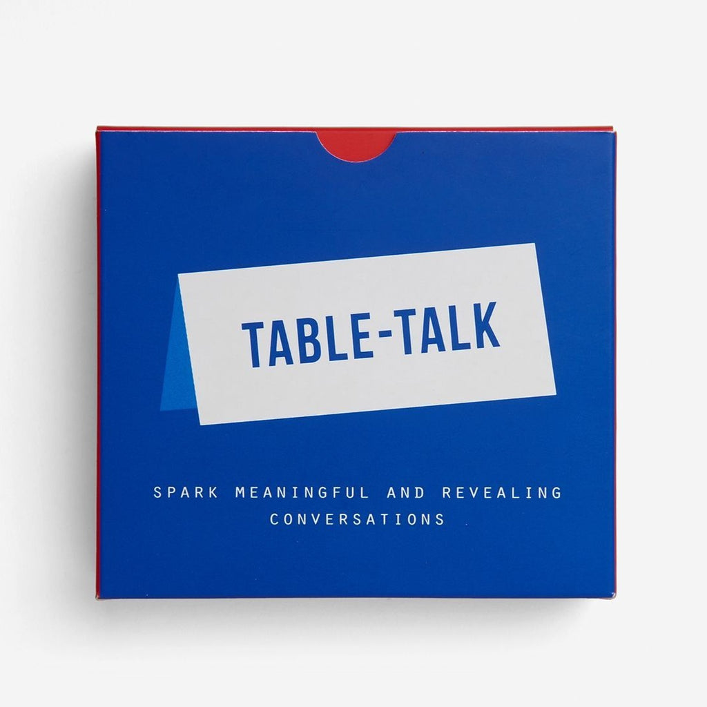 Table Talk Placecards by The School of Life